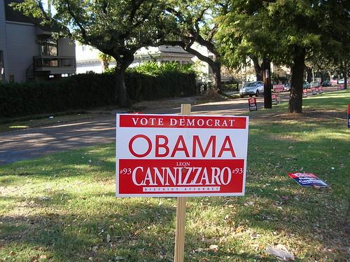 Obama/Cannizzaro