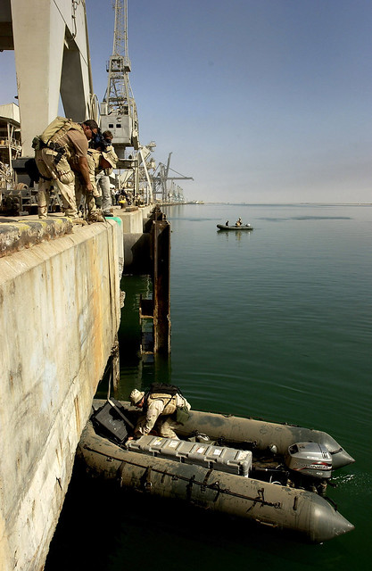 3051149031 dcc8e4174e z Ship to Shore Logistics – 04 (History – 2003 Iraq)