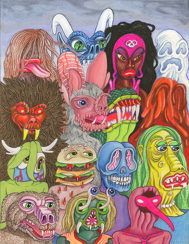 Bad Guys by Matt Furie