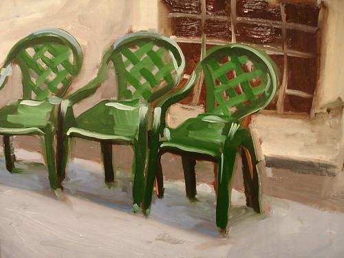 Corrona Chairs