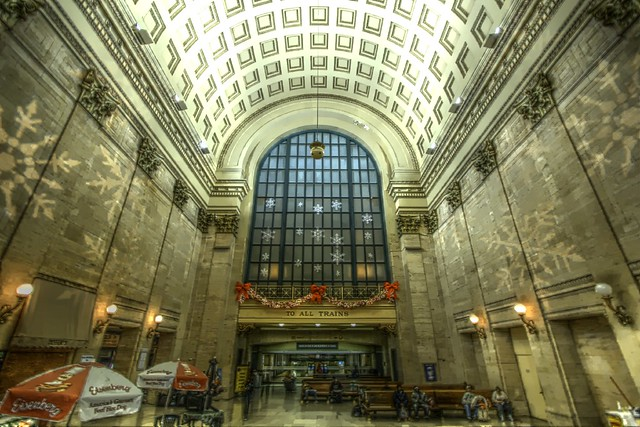 Union Station To All Trains