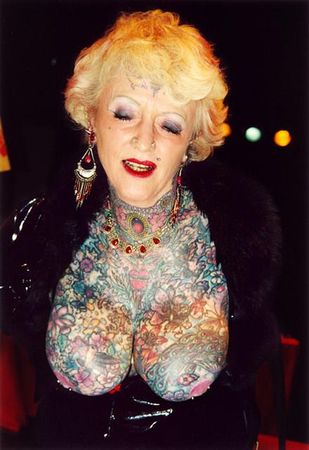 Isobel Varley Convencion Tatuajes Bbaa Flickr Photo Sharing