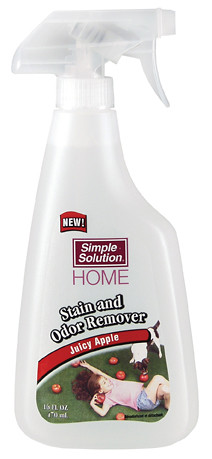 Simple Solution® HOME Stain and Odor Remover