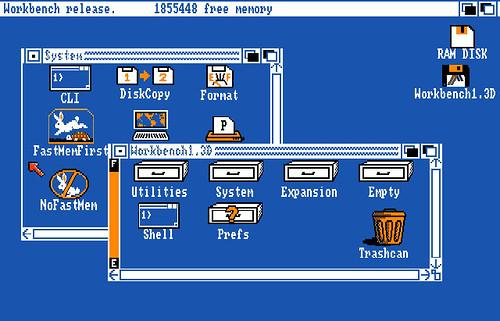 Amiga Workbench | trastikapur | Flickr