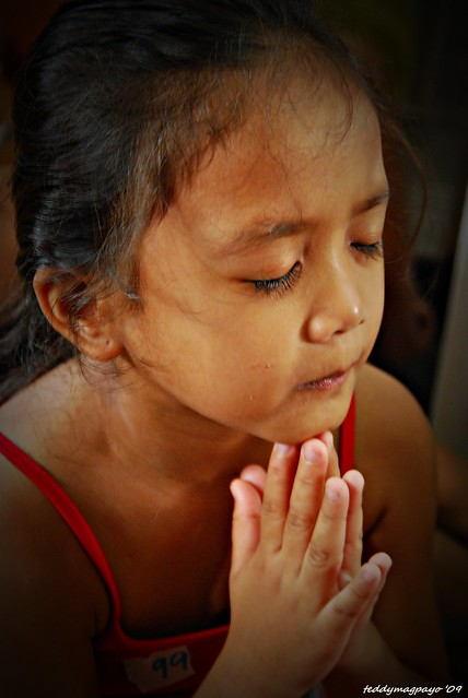 CHILD PRAYER (LORD Gives Us Our Daily Bread) | Flickr ...