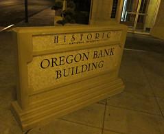 Oregon Bank Building, Klamath Falls, Oregon