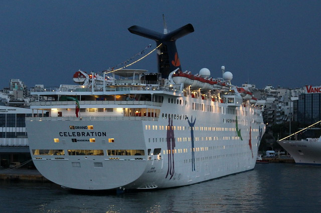 QuotGrand Celebrationquot  Holiday Class Cruise Ship Op  Flickr  Phot