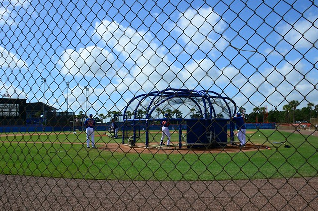 Spring Training at Port St. Lucie