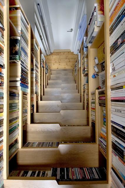 Brilliant book storage