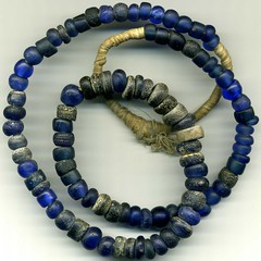 art, jewelry making, buddhist prayer beads, cobalt blue, jewellery, gemstone, bead,