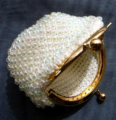 Purse crochet