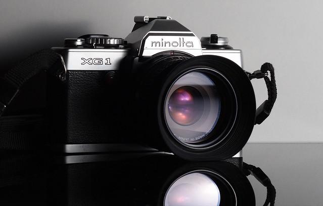 My Minolta XG1