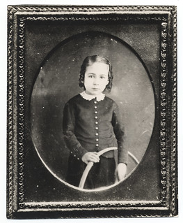 Thomas Eakins as a child.