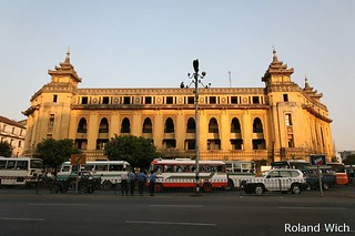 Yangon - City Hall