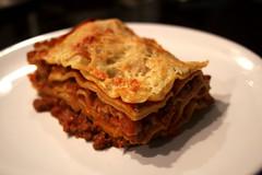 meal, breakfast, pastitsio, food, dish, cuisine, lasagne,