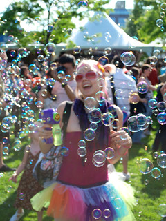 Bubble Battle 2008: Fairy Frolic