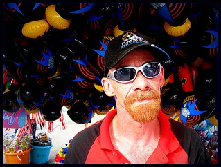 stranger #40 :unknown carnival worker