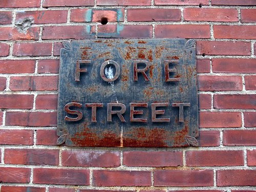 Fore Street restaurant, Portland, Maine 1  Flickr  Photo Sharing!