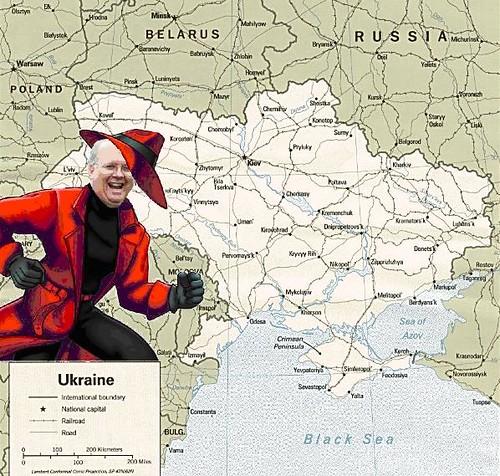 Neo-Cons Rove Ukraine
