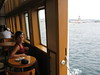 Ferry to Europe by henribergius