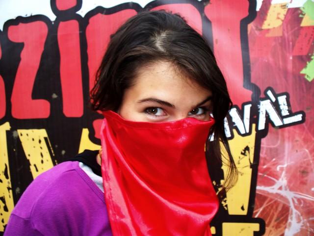 Red iraqian