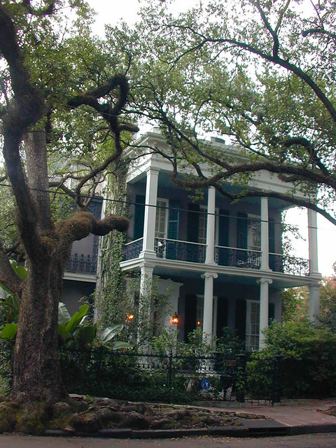 Anne Rice 39 S House Garden District New Orleans Flickr Photo Sharing