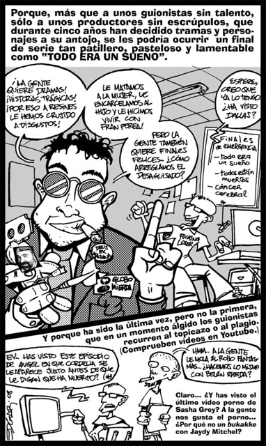 El gilipollas de la semana - Los que hacen Los Serrano