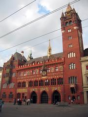 Basle Rathaus
