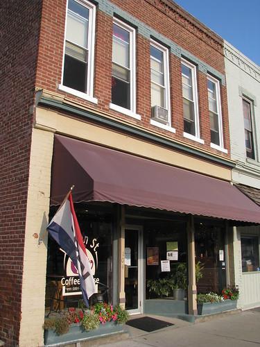 Linden Street Coffeehouse, Lamoni, Iowa
