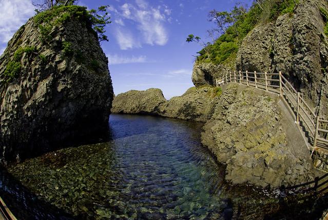 三国 - 越前松島 / Mikuni - Echizen Matsushima