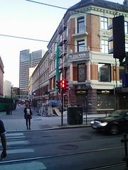 Traffic lights @ Oslo