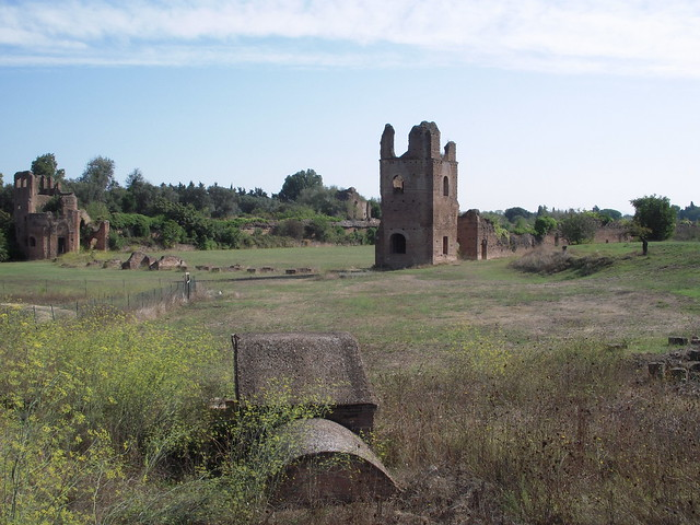 789 - Appia Antica y Cattacombe