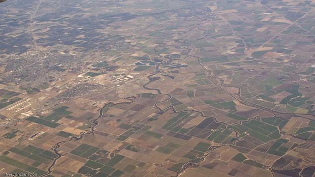 San Jose - Chicago Flight View
