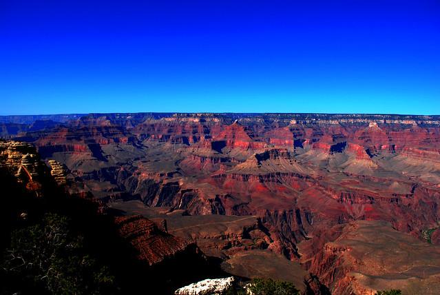 Grand Canyon, Sky