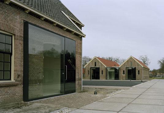 Museum, Veenhuizen, Netherlands