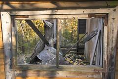 Framed decay
