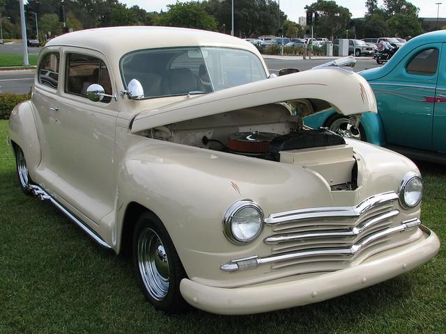 1947 plymouth 2 door sedan custom 39 5hup 691 39 1 flickr for 1947 plymouth 2 door sedan