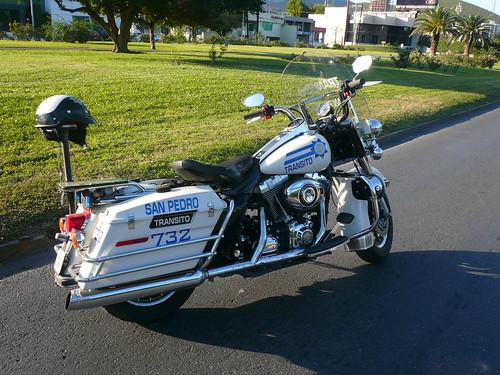 Harley Davidson Police Road King