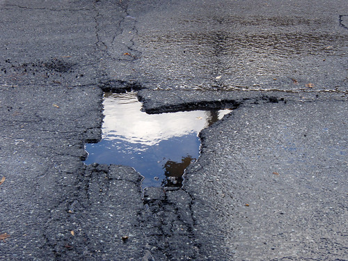 Texas Pothole