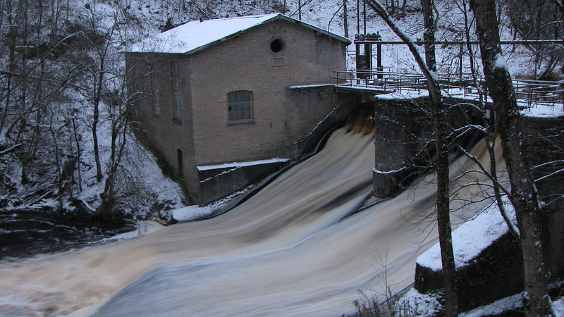 Kunda Hydroelectric Plant