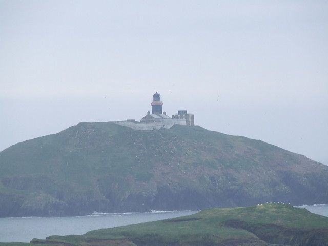 Ballycotton Bay Lighthouse - Closer View