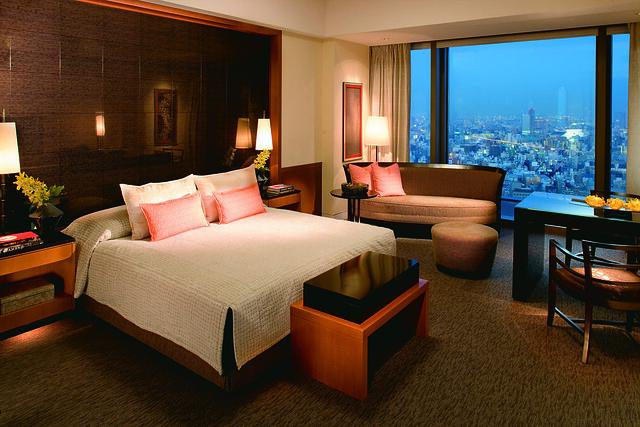 Deluxe Room, Mandarin Oriental Tokyo
