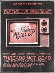 Thread's Not Dead – The live broadcast!