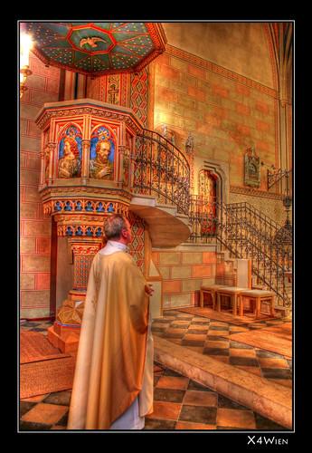 Messe in Pfarrkirche Mariasdorf