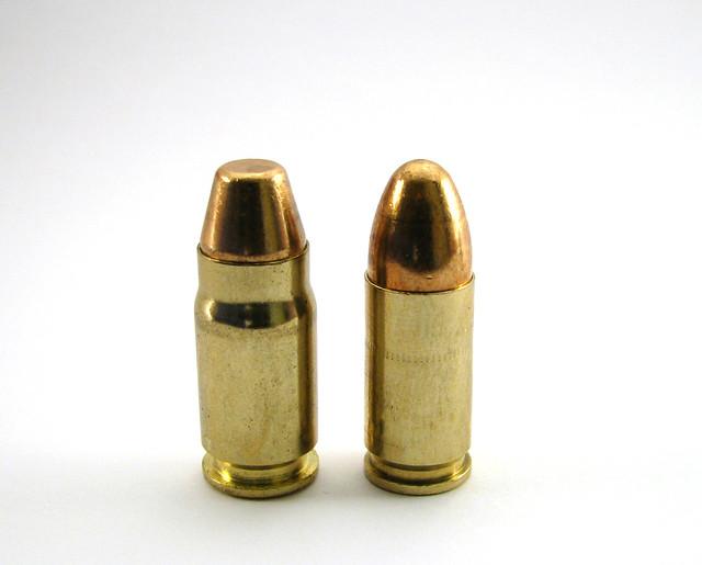 357 SIG vs 9mm | Flickr - Photo Sharing!