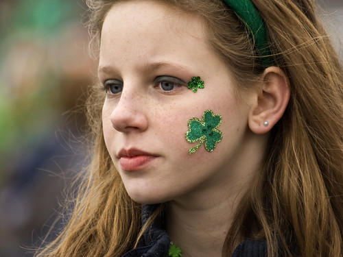 Irish Lass by Alida's Photos