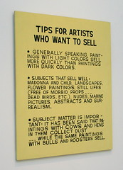 Tips for Artists Who Want to Sell