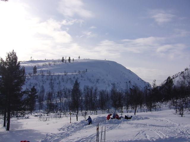 El parque nacional Urho Kekkonen