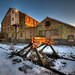 Burlingham Mill - HDR - Rework