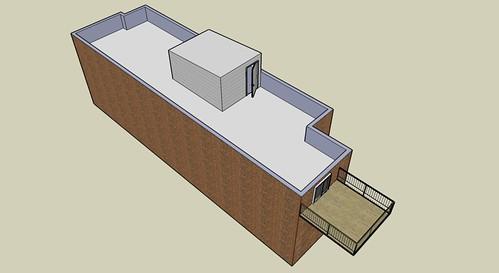 Flickr photo sharing for Sketchup deck design